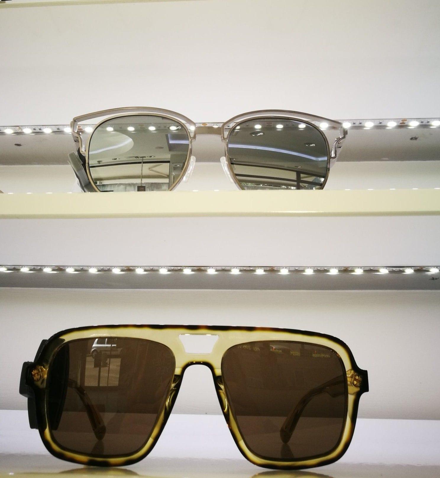 D-Be. Ampia collezione occhiali da sole per uomo e donna