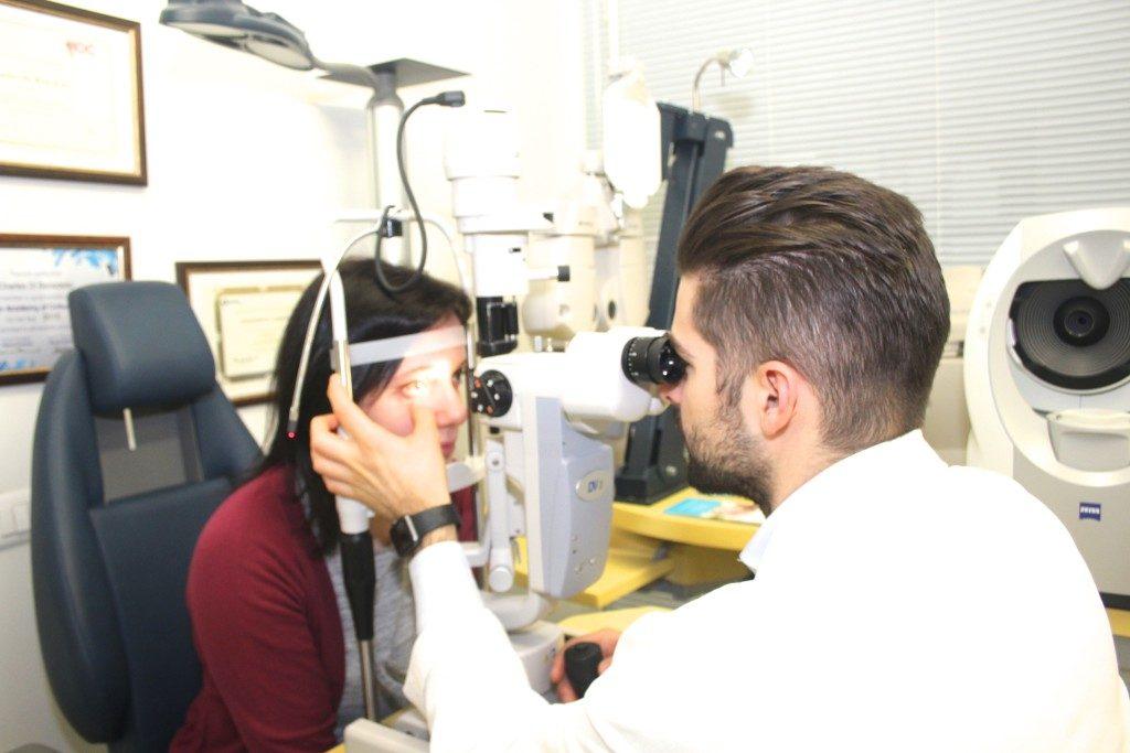 La visita optometrica