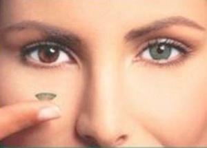 Lenti cosmetiche terapeutiche