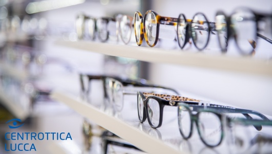 Occhiali da Vista Centrottica Lucca